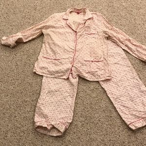Victoria Secret PINK dog pajamas - size large
